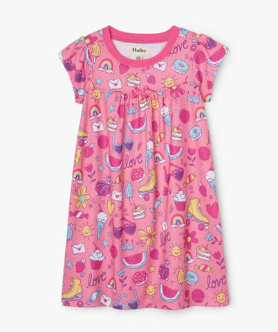 Lovely Doodles Nightgown
