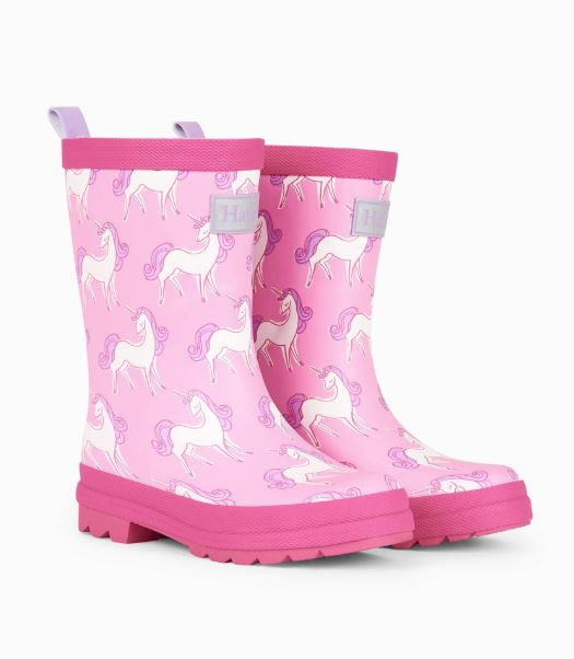 Unicorn Doodles Boots