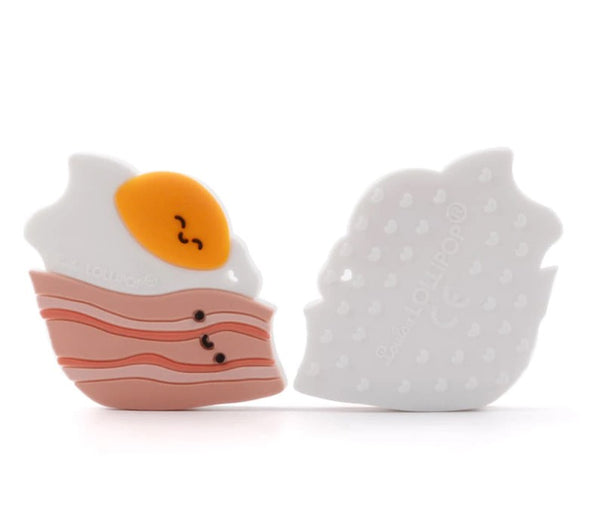 Bacon & Eggs Teether