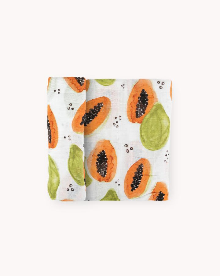 Papaya Swaddle