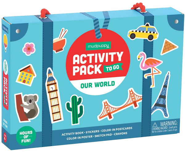 Activity Pack Our World