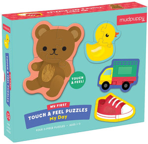 Touch Feel Puzzle My Day