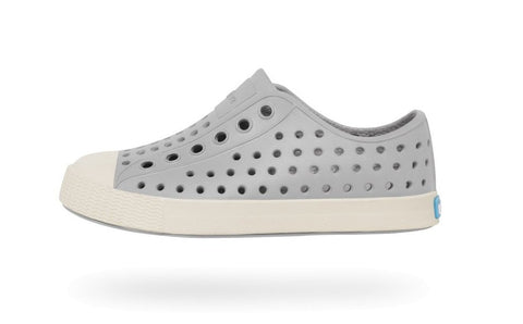 Jefferson in Pigeon Gray/Bone White
