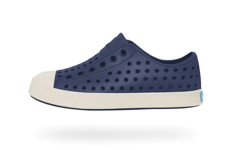 Jefferson in Regatta Blue/Shell White