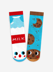 Milk & Cookies Pals Socks