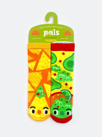 Chips & Guacamole Pals Socks