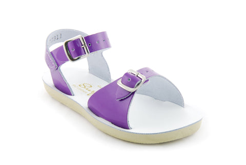 Surfer Sandal in Purple Shiny
