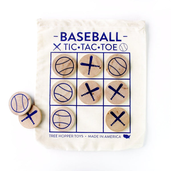 Travel Tic Tac Toe