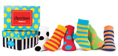 Cheeritos Baby Socks