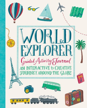 World Explorer Jourmal