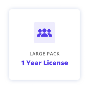 GrabCAD Shop - Large Pack - 1yr