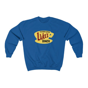 Open image in slideshow, Luke's Diner Sweatshirt