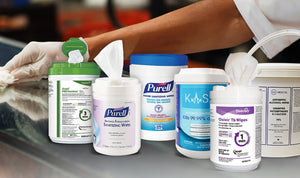 Disinfectant Wipes & Sprays