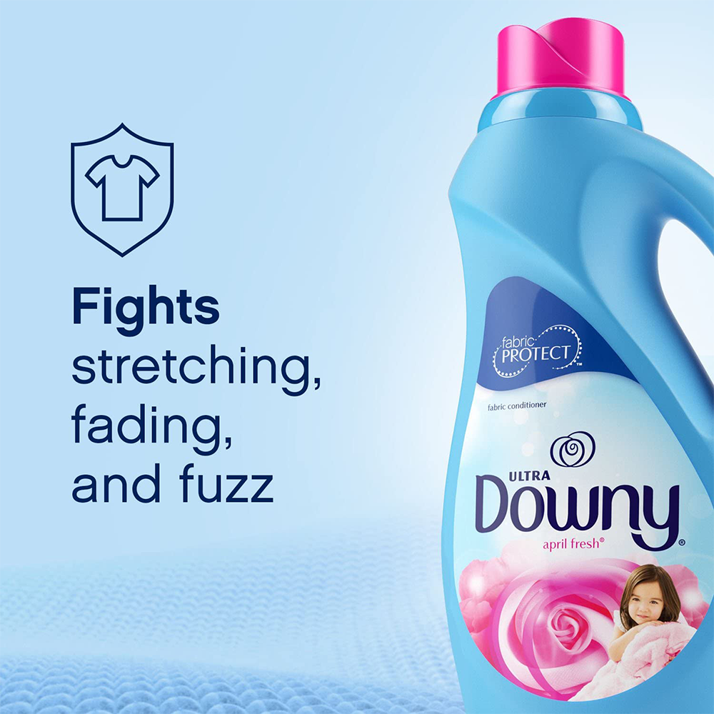 Downy Fabric Conditioner | April Fresh | 1.02 L (40 Loads) or 2.3 L (90 Loads)