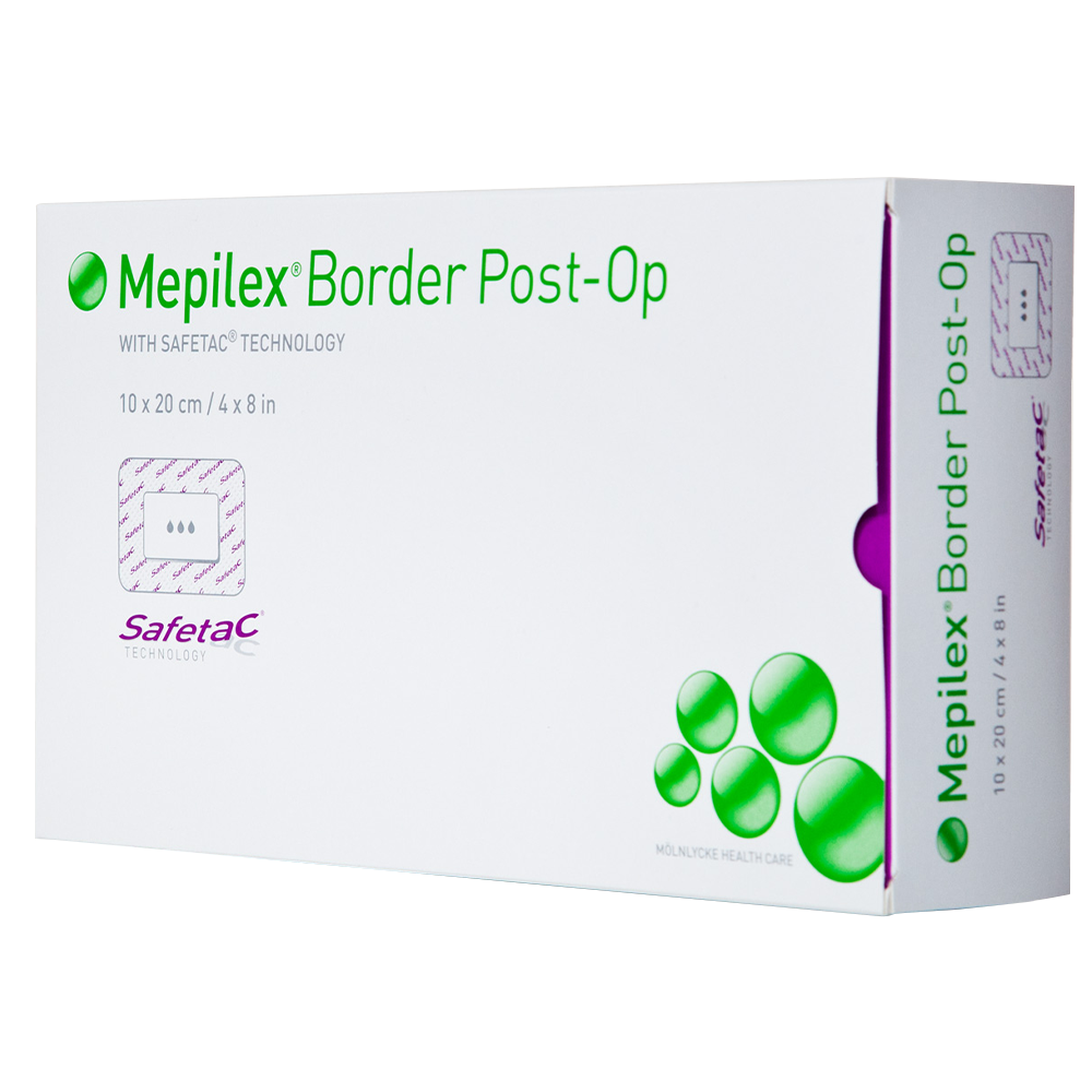 Mepilex Border Post-Op Dressing | Various Sizes