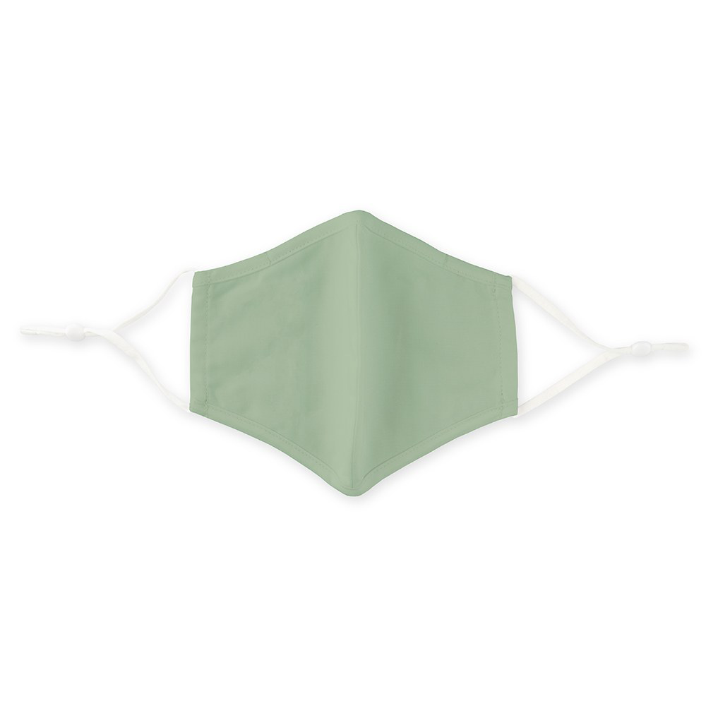 Weddingstar 3-Ply Cloth Face Mask With Filter Pocket | Adult | Green