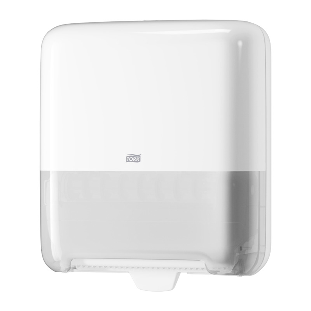 Paper Towel Dispenser for Tork-Matic Towels | Manual or Automatic