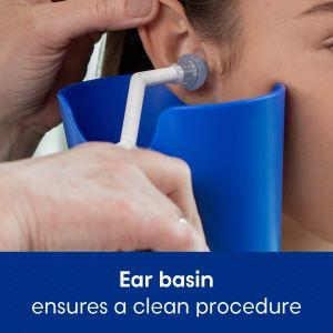 OTOCLEAR SPRAY EAR WASH SYSTEM WITH 20 IRRIGATION TIP AND 1 EAR BASIN