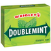 WRIGLEY'S DOUBLE MINT GUM (10 PACK)