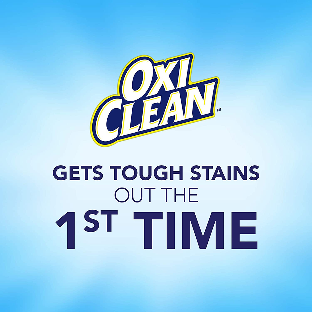 OxiClean MaxForce Foam Pre-Treat Stain Remover | 266 ml