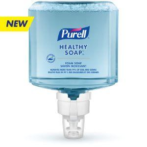PURELL CRT HEALTHY SOAP HIGH PERFORMANCE FOAM (CASE OF 2)