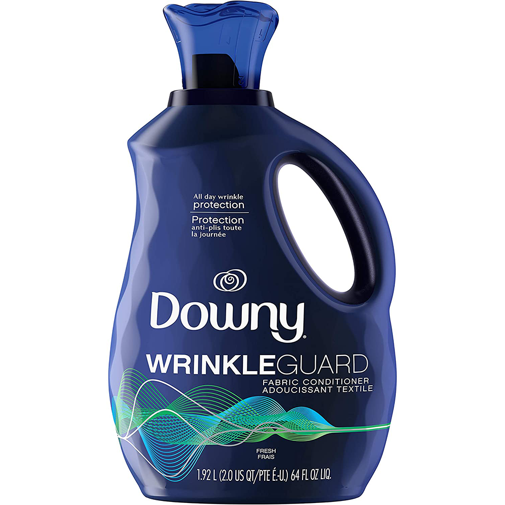Downy WrinkleGuard | Fabric Softener Liquid | Fresh | 1.92 L