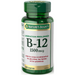 Nature's Bounty Time Release Vitamin B-12 Tablet | 1500 mcg | 80 Count