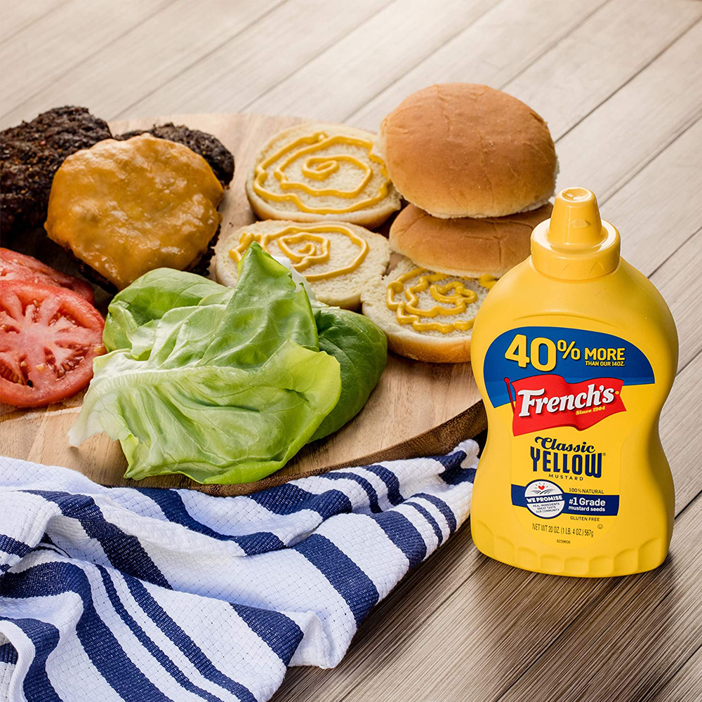 French's Classic Yellow Mustard | 225 ml