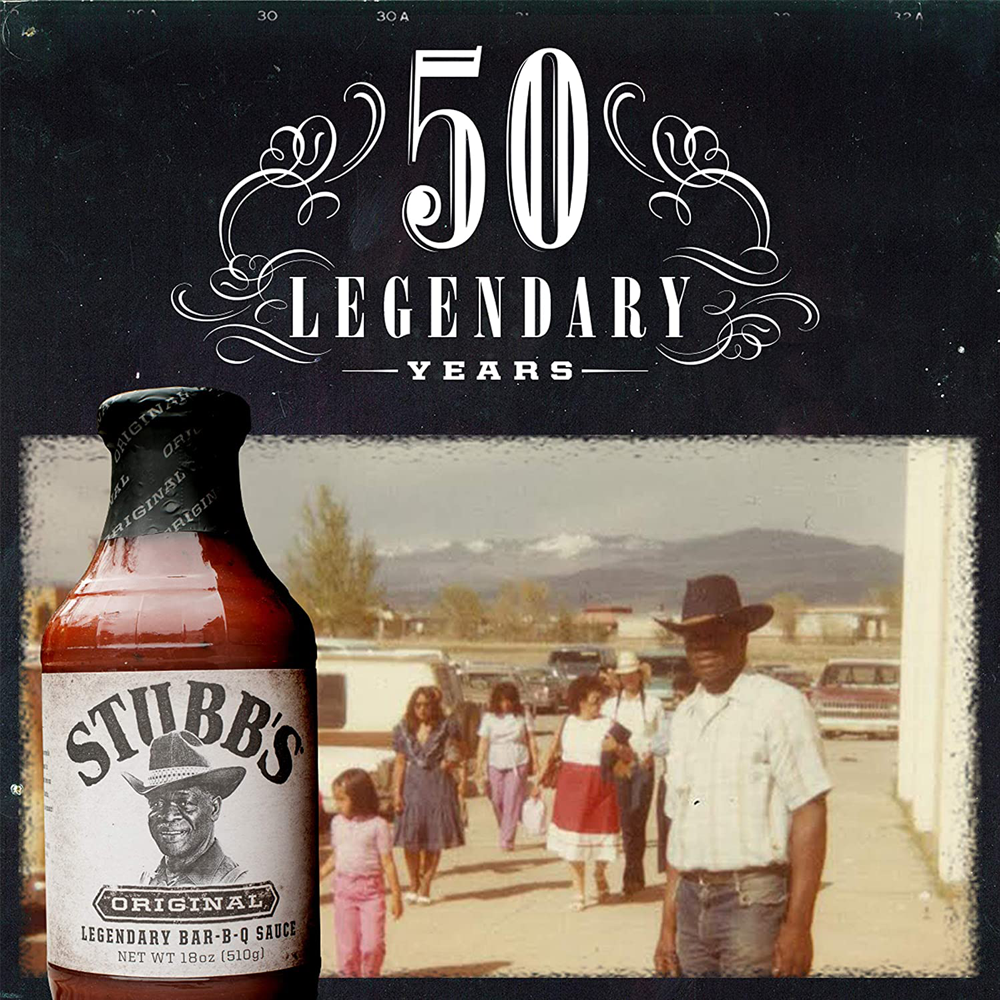 Stubb's Legendary BBQ Sauce | Sticky Sweet | 450 ml