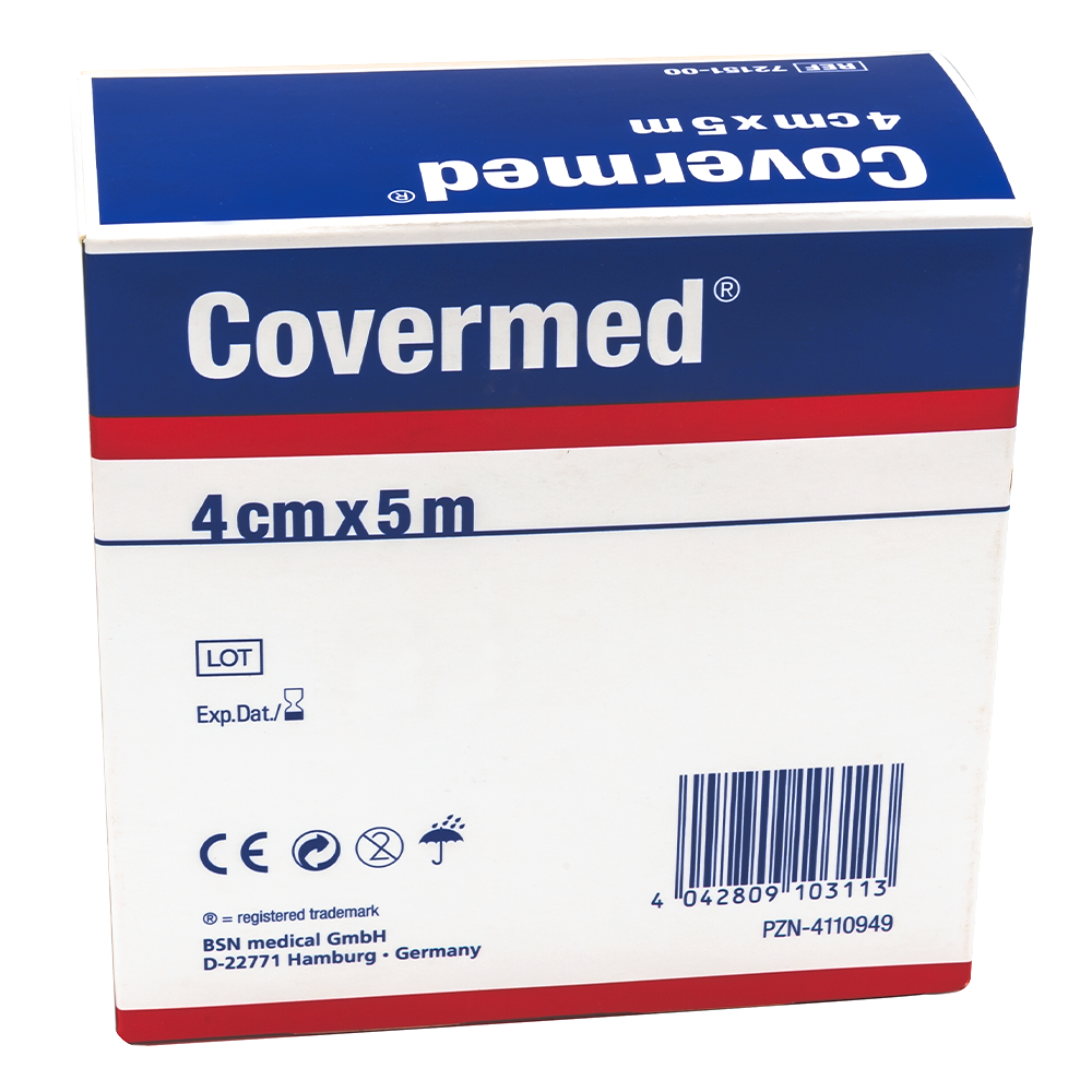 Covermed Non-Woven Bandage Roll | Various Sizes