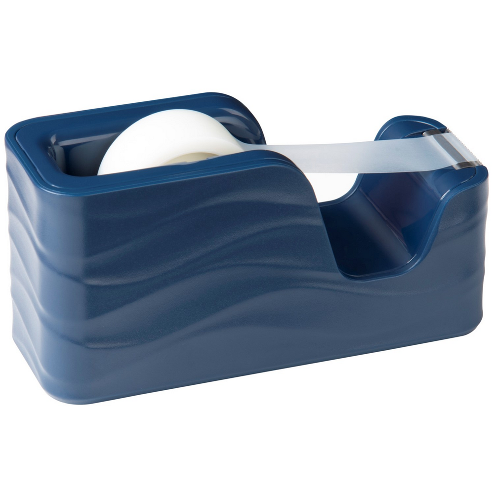 Scotch Wave Desktop Tape Dispenser | Molton Ink (Navy)