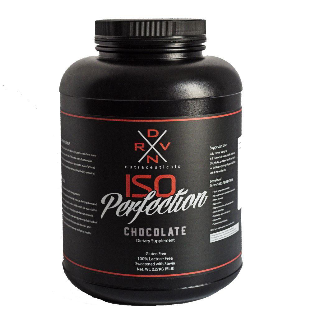 Driven Whey Perfection Protein Powder Chocolate | 5 lb