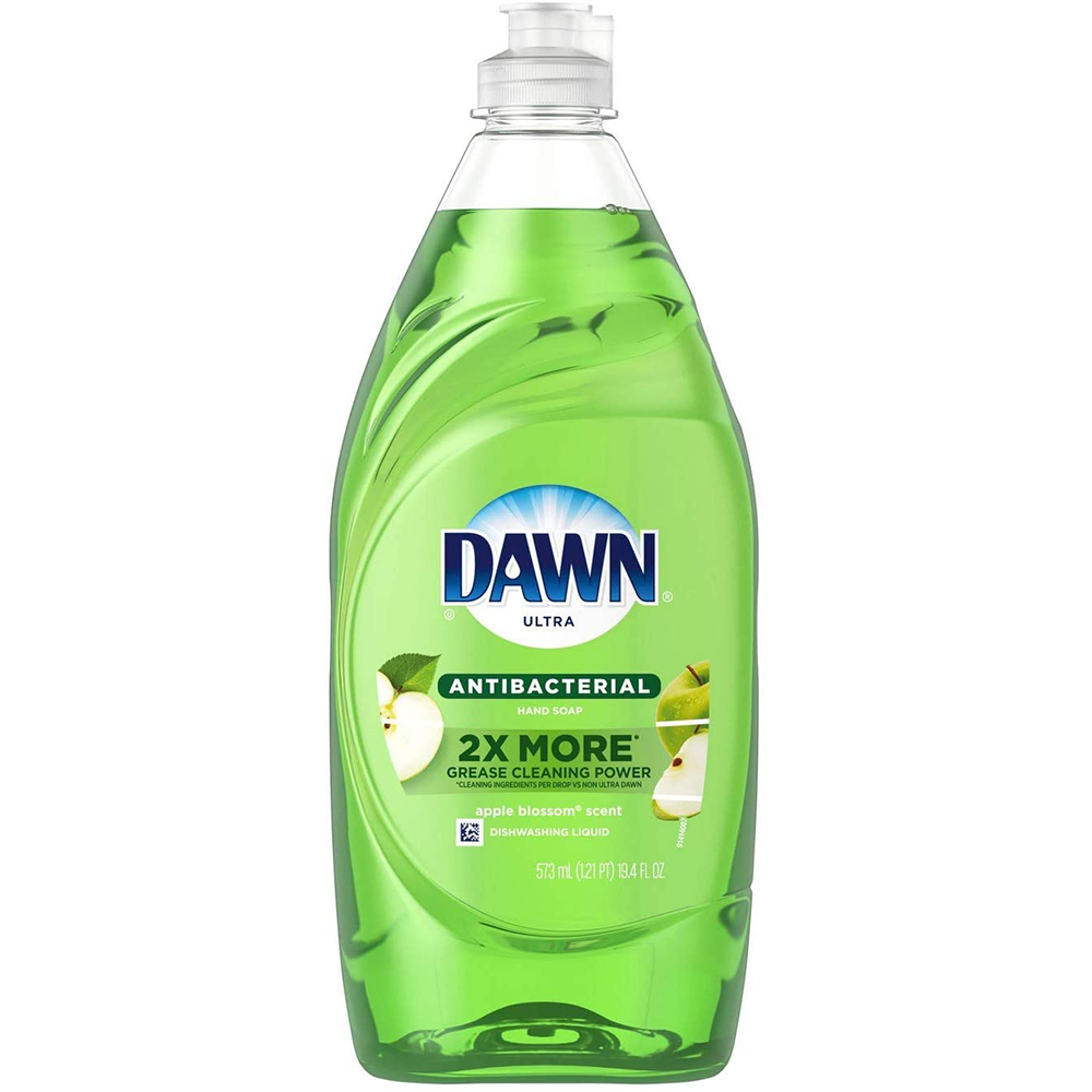 Dawn Ultra Antibacterial Dish Liquid | Apple Scent | 532 ml