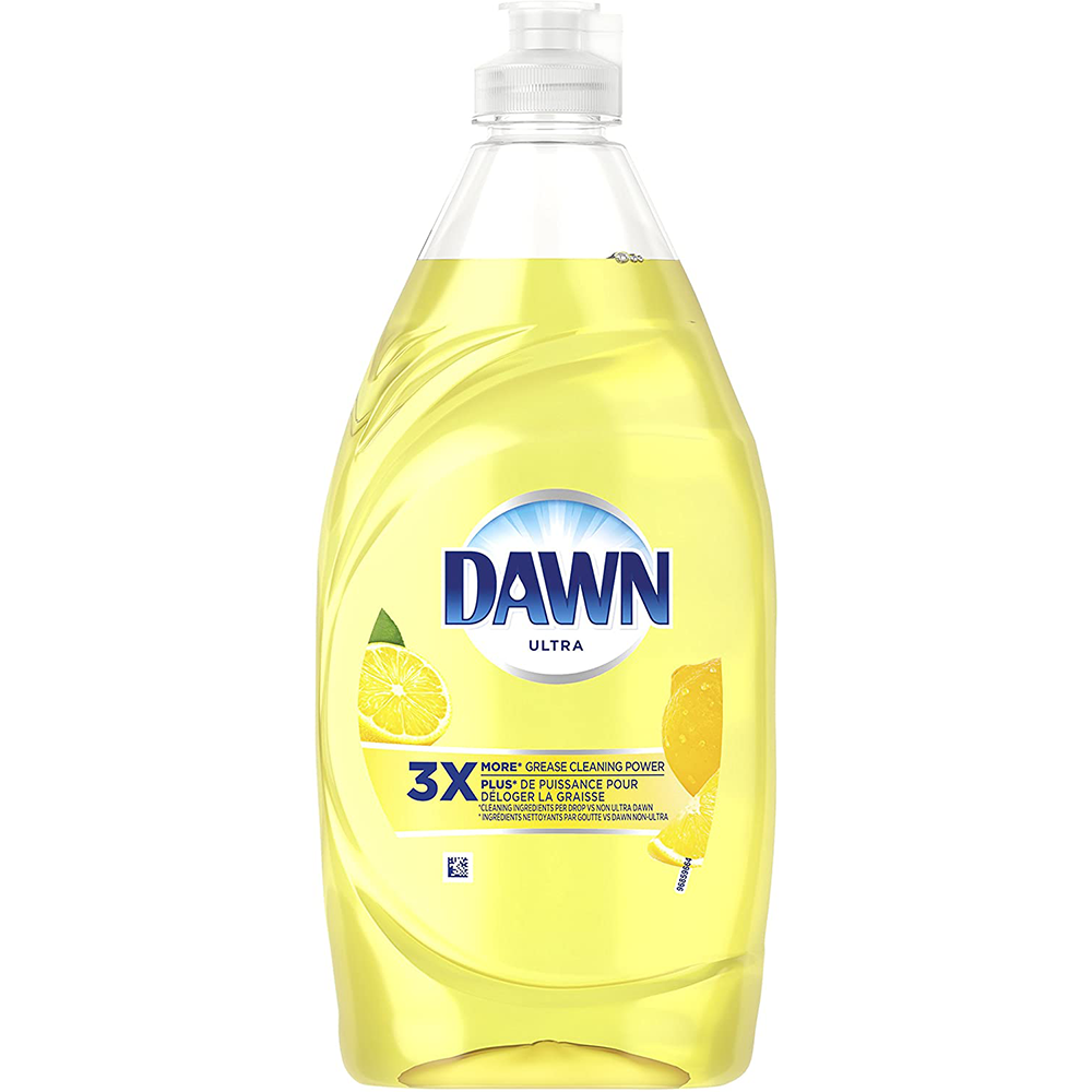 Dawn Ultra Dishwashing Liquid | Lemon Scent | 532 ml