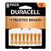 Duracell Hearing Aid Battery | #13