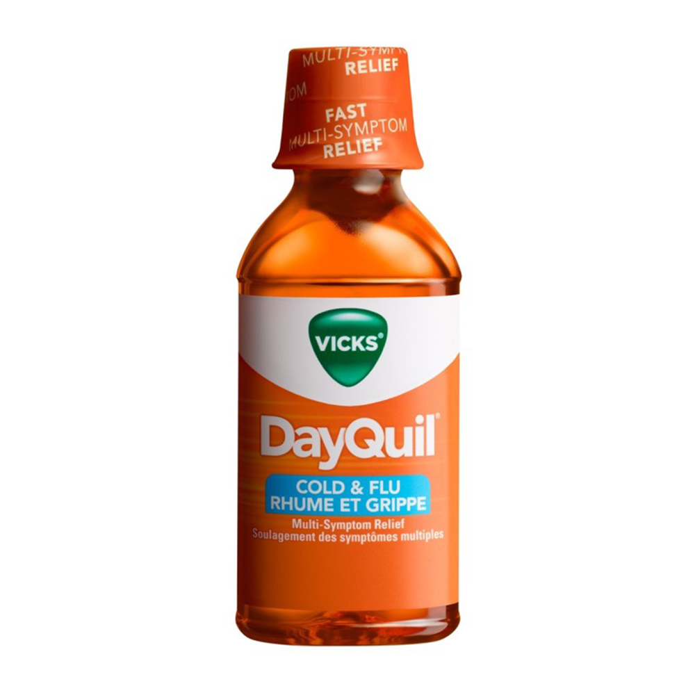 Vicks DayQuil Cold & Flu | 236 ml