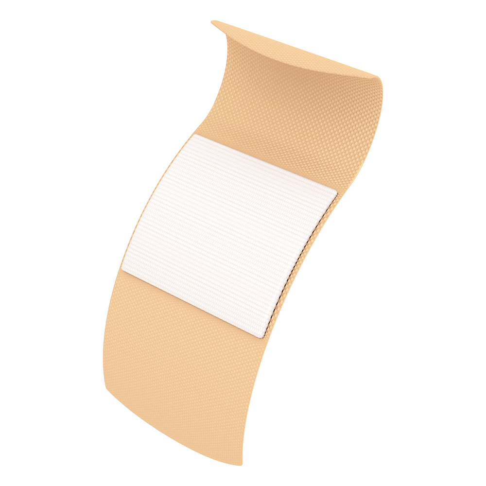 Dynarex Flexible Fabric Bandages | Various Sizes