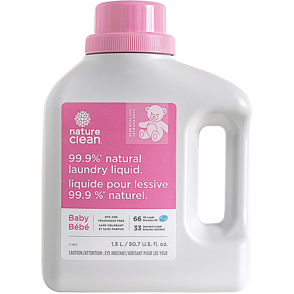 Nature Clean Baby Liquid Laundry | 1.5 L