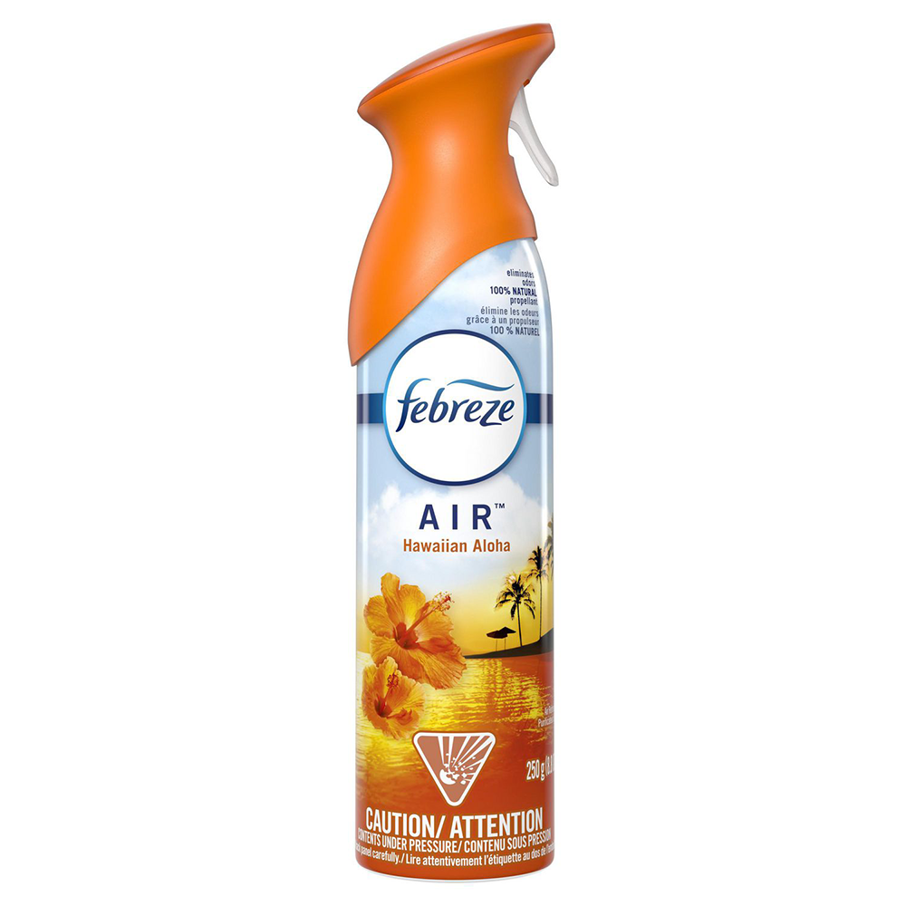 Febreze Air Freshener | Hawain Aloha Fragrance | 250 g