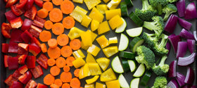 Cut Mixed Vegetables