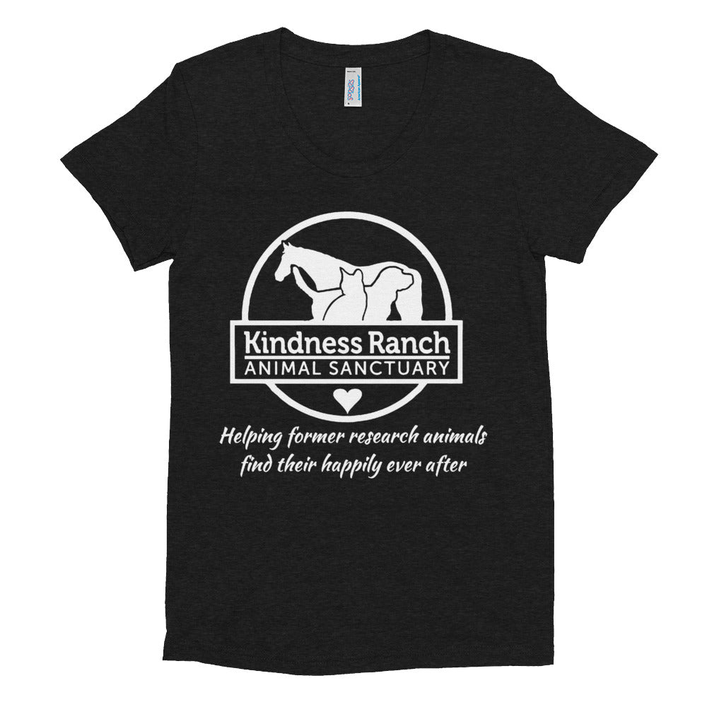 Kindness Ranch Women's Crew Neck T-shirt