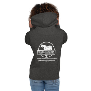 """Kevin is my Spirit Animal"" Kindness Ranch Unisex Hoodie"
