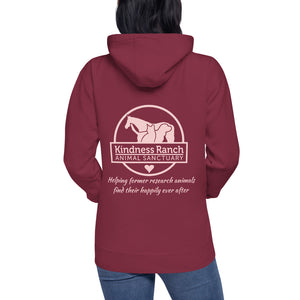 """Sally is my Spirit Animal"" Kindness Ranch Unisex Hoodie"