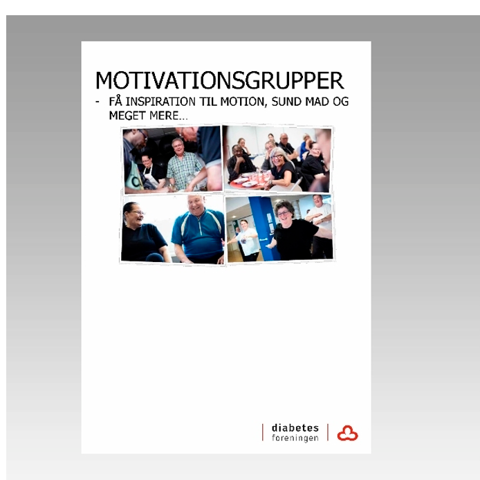 Motivationsgruppeplakat A4