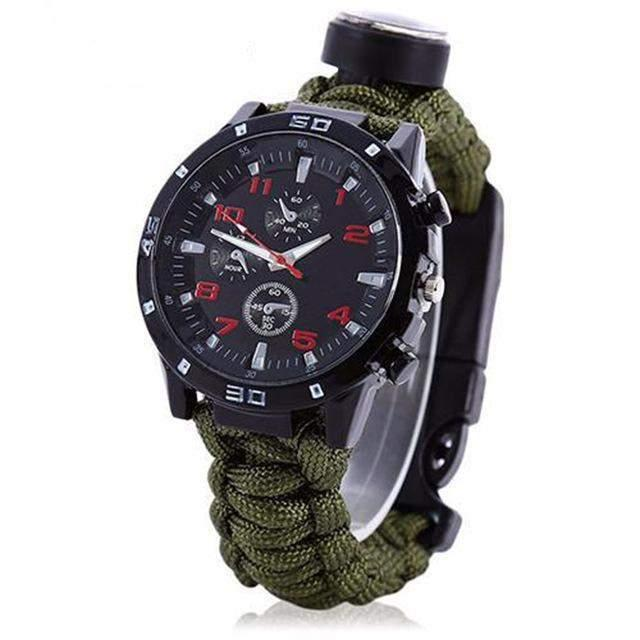 Patriot™: The Military Survivalist Watch-Nomad Shops