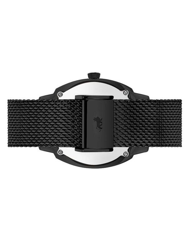 Meridian Milanese 38mm Black