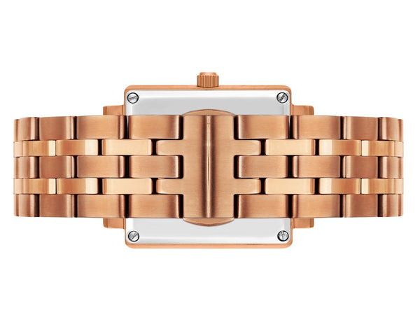 18mm Rose Gold Vasa Link Strap