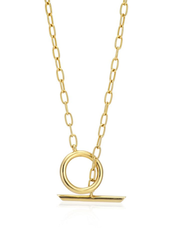 Gold Asta Necklace