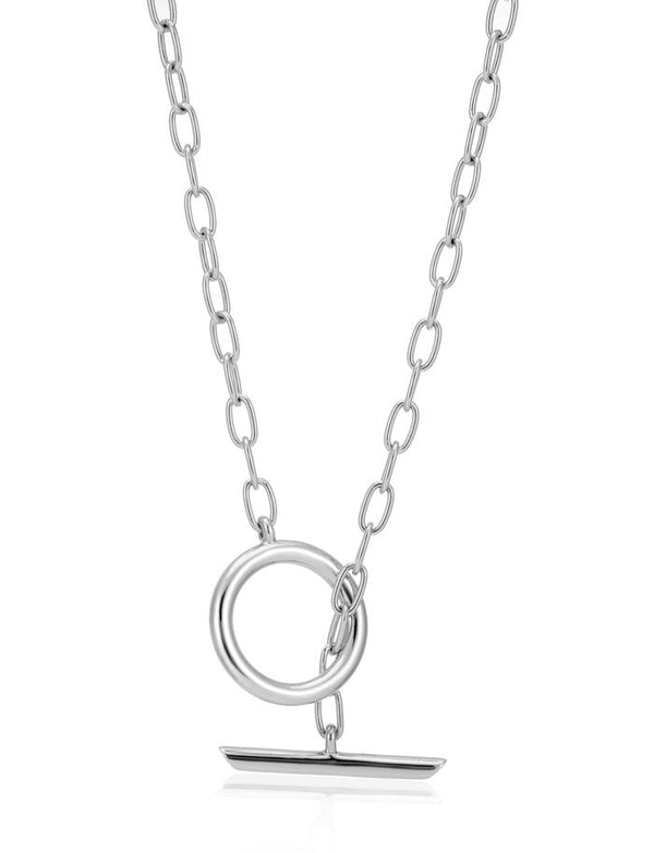 Silver Asta Necklace