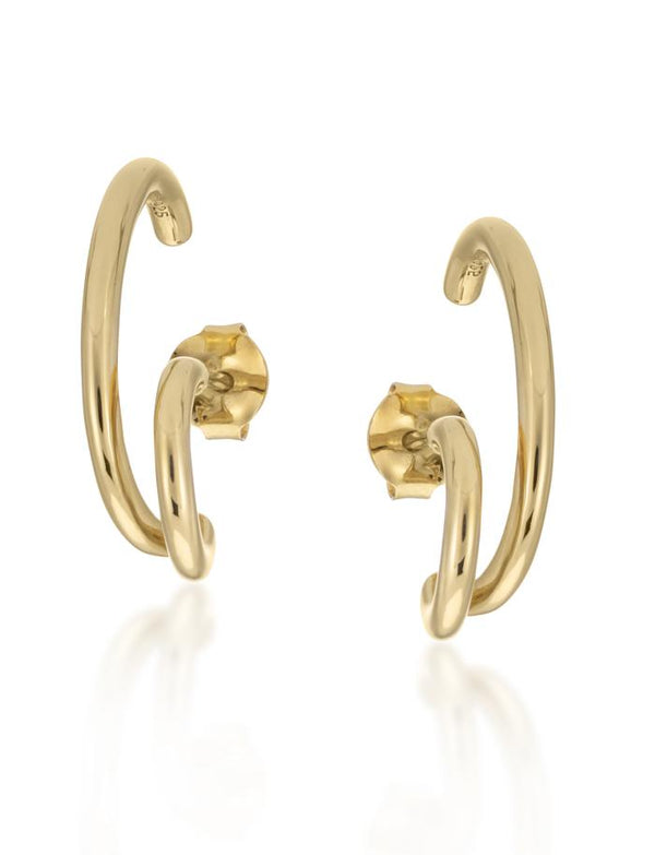Gold Liv Earrings